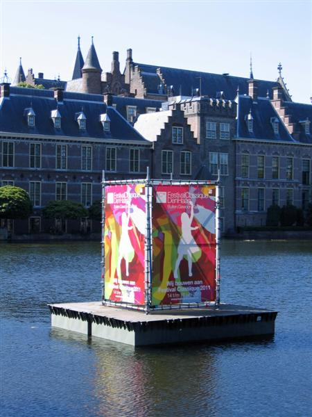 Festival Classique op Hofvijver