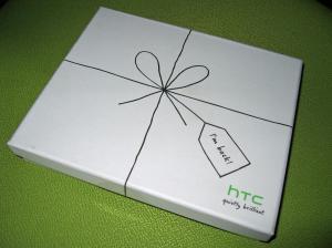 Pakje HTC