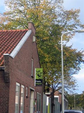 Fietsdepot Haaglanden