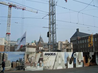 Bouwput Amadeus Den Haag