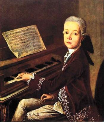 Jonge Mozart
