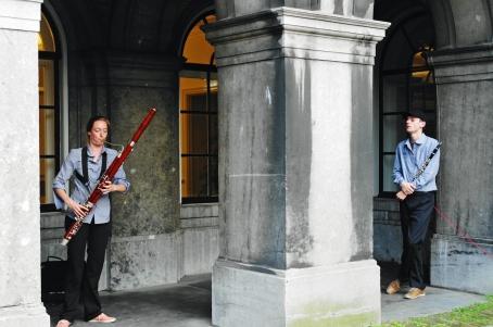 Fagot op Binnenhof