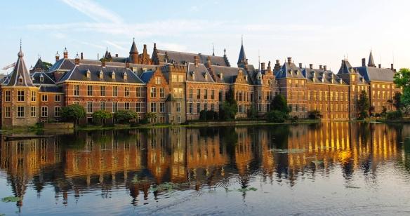 Binnenhof en Hofvijver, Den Haag