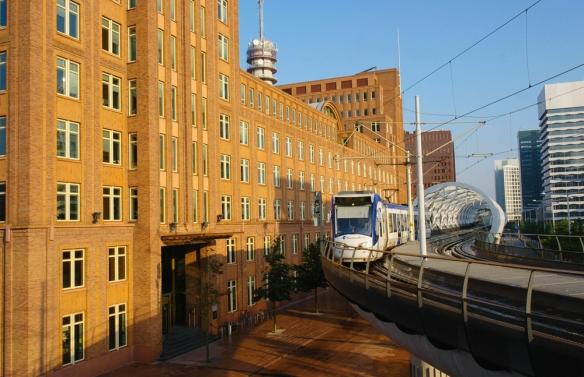 Centre Court met Randstadrail