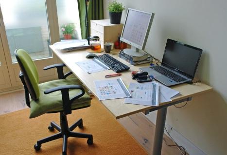 Bureau Galant Ikea