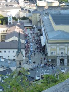 Salzburg, Festspiele