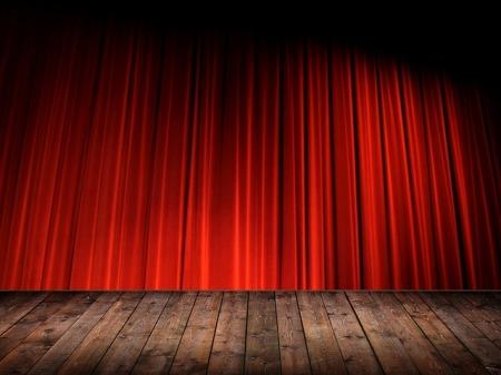 theatergordijn