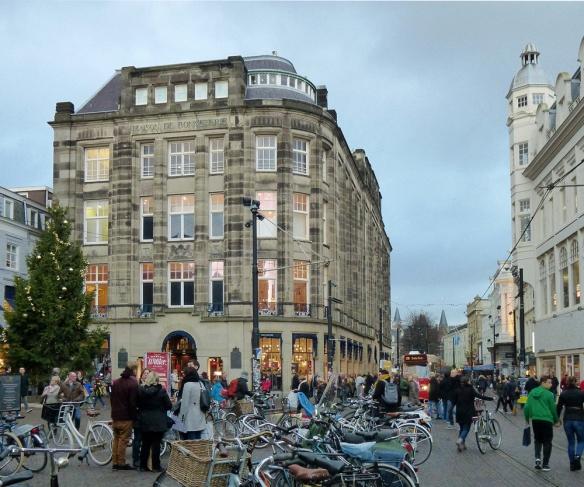 Dagelijkse Groenmarkt Den Haag