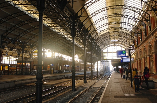 Station Hollands Spoor