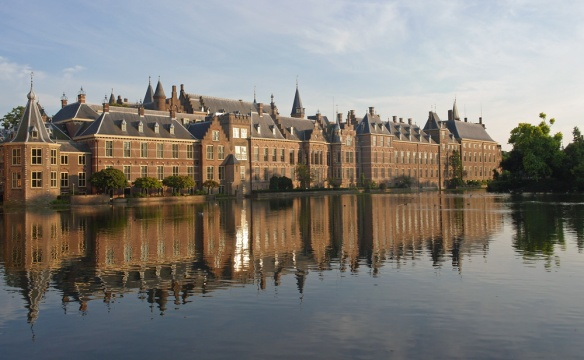 Reflectie Binnenhof