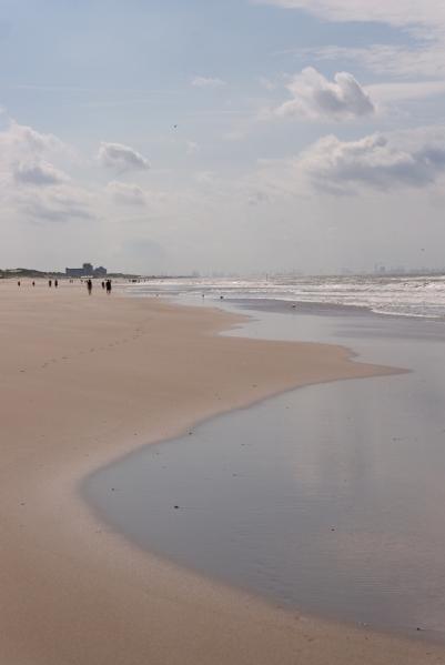 Zuiderstrand kustlijn