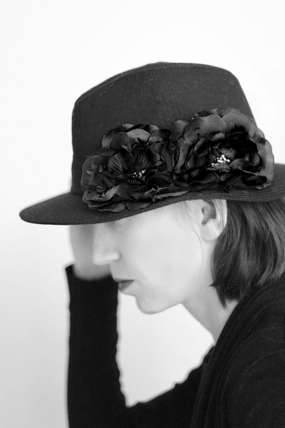 zelfportret-zwart-wit
