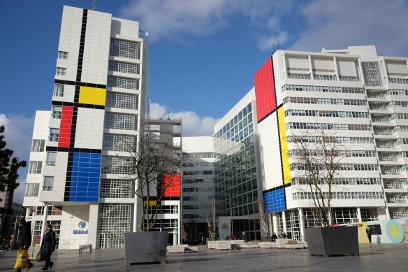 Stadhuis Mondriaan