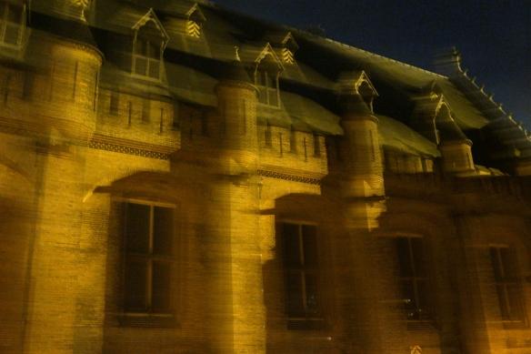 Ridderzaal bij nacht