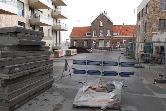 Oudbouw en nieuwbouw samen op Norfolkterrein