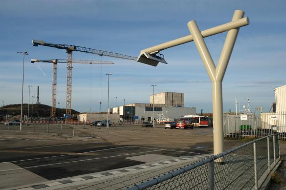 Parkeerplaats Zuiderstrandtheater