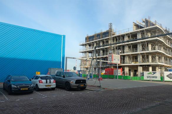 Nieuwbouw Zeezicht aan Hellingweg